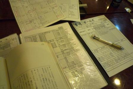 シナリオと予定表.JPG